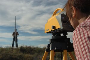 trimble laser level